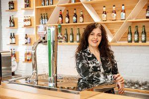 Amalia Rodríguez Directora RRHH Heineken