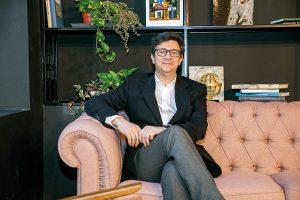 Ángel Ortiz, Director Global de Experiencia del Empleado de Prosegur