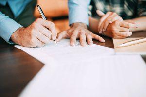 Desempleo Contrato Firmar
