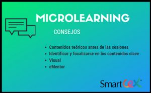 Consejos microlearning SmartCex
