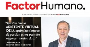 Portada Descarga Revista Factor Humano