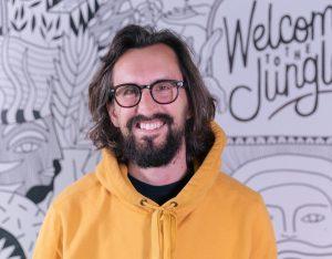 Jérémy Clédat, cofundador y CEO Welcome to the Jungle
