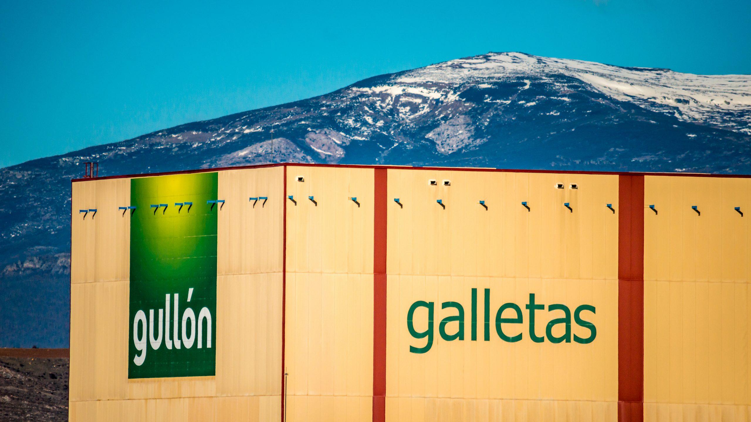 Galletas Gullón Fábrica
