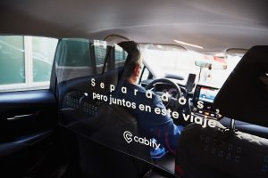 Cabify Mamparas