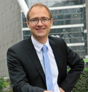 Dirk Marzluf, Responsable de Tecnología y Operaciones del Grupo Santander