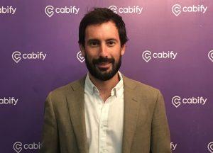 Juan Ignacio Garces Cabify Empresas
