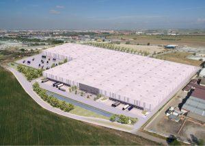 Nuevo centro logístico Amazon