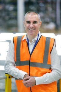 Stefano Perego, Vicepresidente de Customer Fulfillment de Amazon en Europa