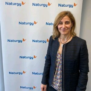 Carmen Fernández, Directora de Talento Directivo y Cultura de Naturgy