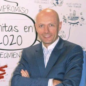 Daniel Ferreiro, responsable de Formación y Selección en Sanitas Seguros