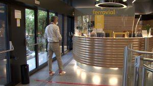 Ferrovial Covid-19