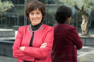 Berta Durán - Directora de RRHH Orange España