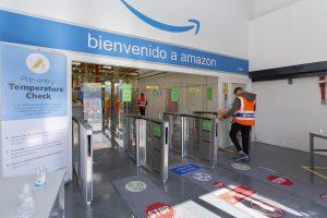 Amazon Centro Logístico Alcalá de Henares Madrid