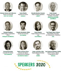 Speakers Factor Humano Congreso