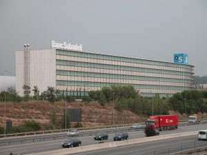 Banco Sabadell - San Cugat del Vallés Recurso