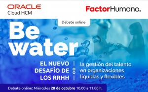 Debate online Factor Humano Oracle