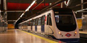 Metro de Madrid Recurso Tren