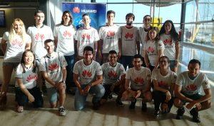 Huawei Estudiantes TIC