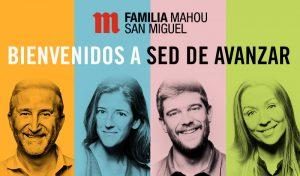 Mahou San Miguel Sed de Avanzar