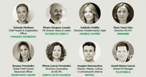 Speakers Congreso Factor Humano