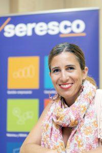 Cristina Prats Bermúdez - Directora de la Delegación de Seresco en Barcelona