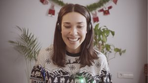 Liberty Vídeos Navidad Empleados