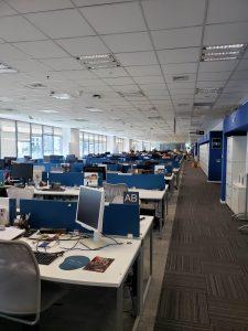 Recurso Oficinas ordenador Empleados Trabajadores RRHH