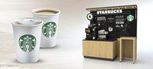Corner Starbucks - Selecta
