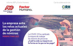 Estudio Nóminas Covid Factor Humano ADP ORH