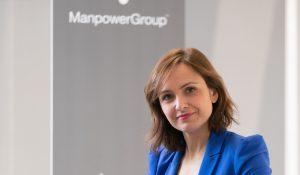 Manpower María Sánchez Directora Comunicación