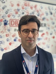 Manuel Asensio - Director de RRHH de DB Schenker