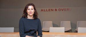 Silvia Bauzá Allen & Overy