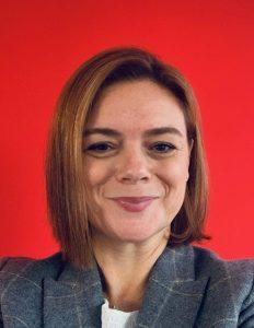 Erika Rodríguez - Responsable de Desarrollo y Organización de Cruz Roja en la Comunidad de Madrid