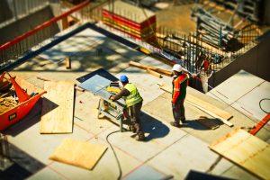 Obra construcción trabajo accidente obrero recurso