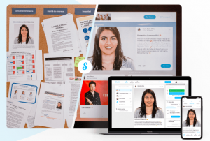 Steeple recurso Comunicación interna tablón de anuncios