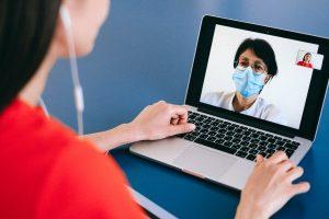 Telemedicina recurso ordenador médico
