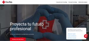 Web Talento Cruz Roja