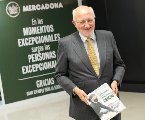 Juan Roig Presidente Mercadona
