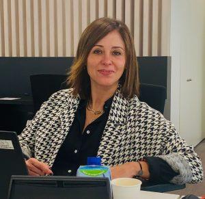 Eva Olavarrieta - Directora de RRHH Dominion Global