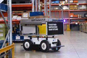 Robot SEAT