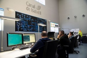 Canal Isabel II empleados