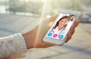 Sanitas videollamada recurso videoconsulta médico