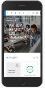 Talentia mobile e-learning