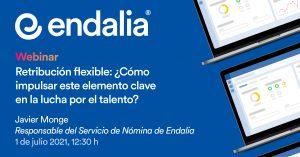 Webinar Endalia Retribución