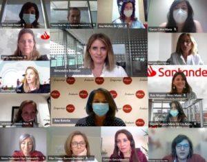 Banco Santander Programa De mujer a mujer
