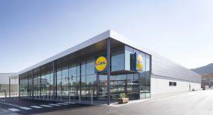 Lidl supermercado recurso tienda