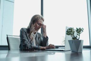 estrés laboral recurso
