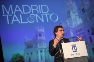 José Luis Martínez Almeida Ayuntamiento Madrid