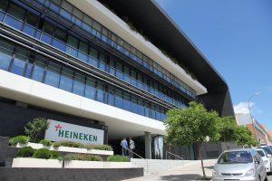 Heineken Oficinas Madrid sede edificio