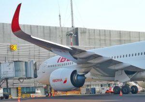 Iberia Recurso Avión